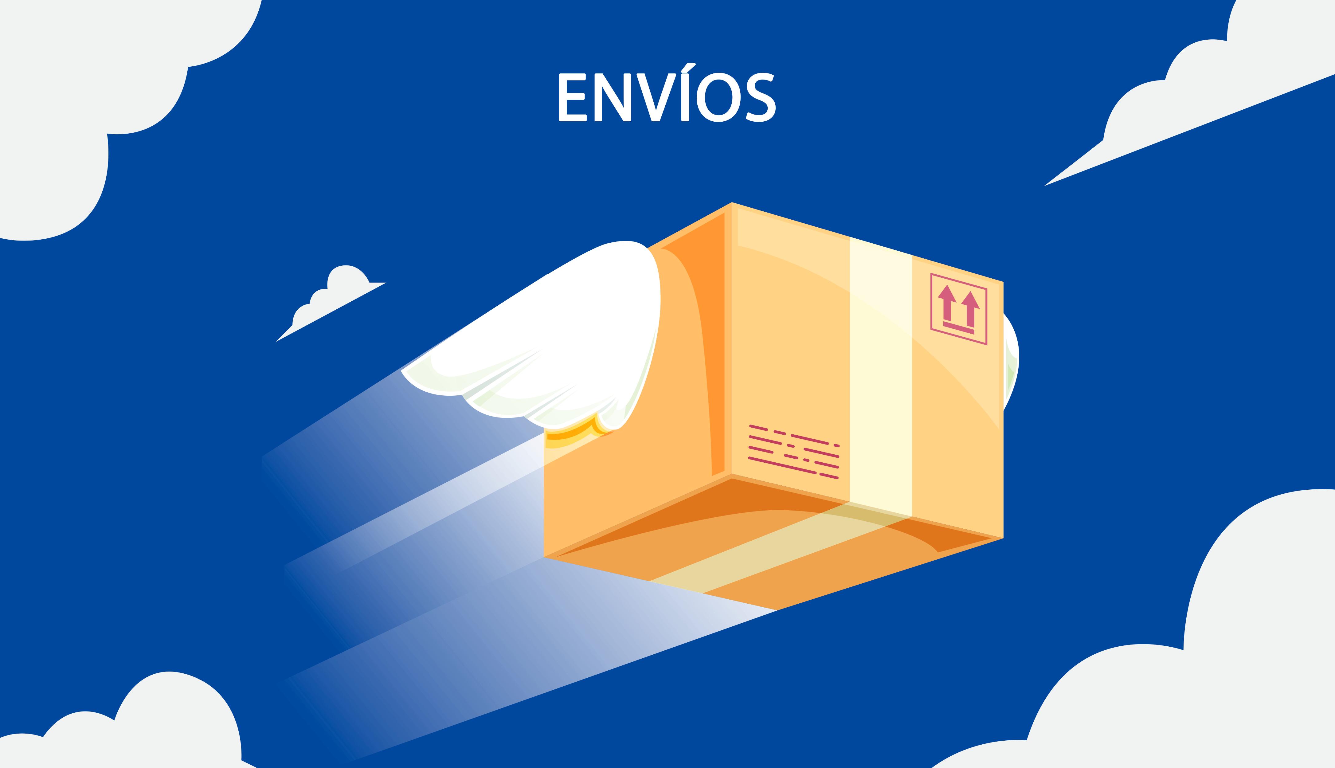 Cómo gestionar envíos